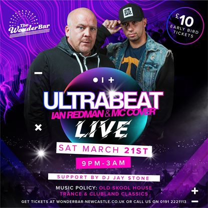 Picture of Ultrabeat LIVE